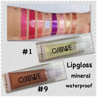 lip gloss 9 colors to choose