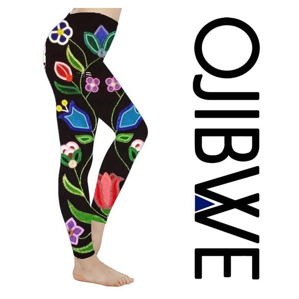 Floral Legging COMING SOON!
