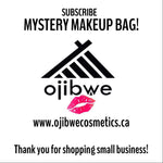 1 MONTH - MYSTERY MAKEUP BAG -$45/per month SUBSCRIPTION