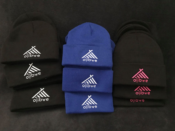 Embroidered Toques