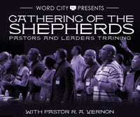 Gathering Of The Shepherds DVD 2009