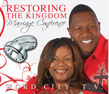 Restoring The Kingdom Marriage Conference CD/DVD Series