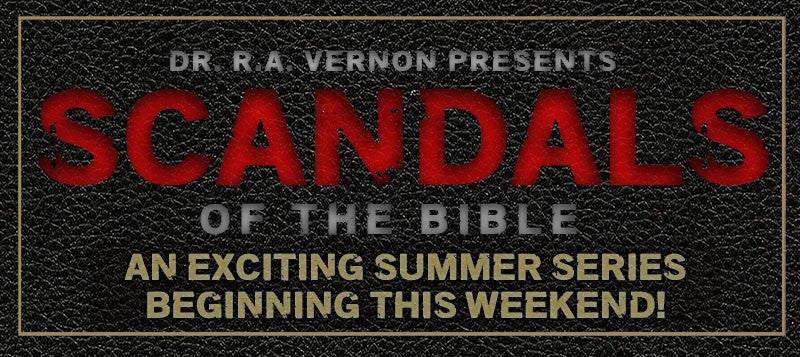 Scandals Of The Bible