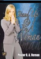 Stand Up & Be A Woman - Single Message (CD or DVD)