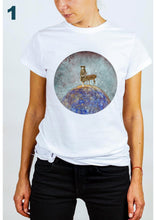 Load image into Gallery viewer, #wonderland: My magic planet, T-shirt