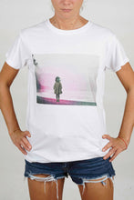 Load image into Gallery viewer, Feeling Nr.67 on White T-Shirt