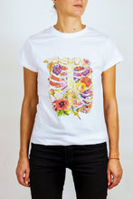 Load image into Gallery viewer, Feeling nr. 075 on White T-shirt