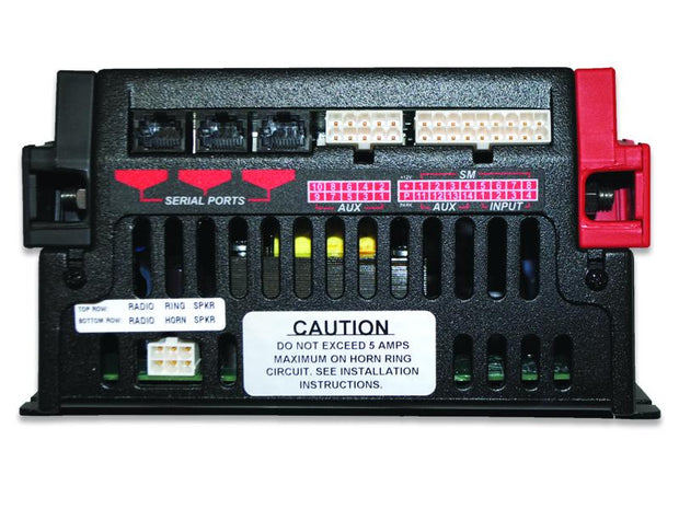 on federal signal valor interface wiring diagram