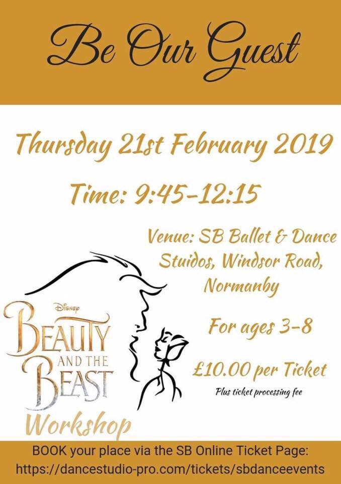 Beauty and the Beast Workshop