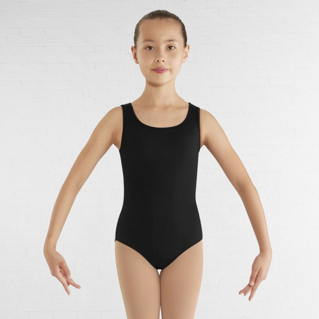 Black Stage Leotard