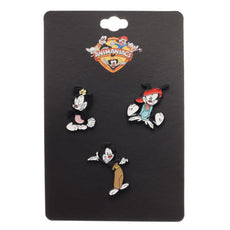 Animaniacs Cartoon Lapel Pins Animaniacs Cartoon Accessories - 90s Cartoon Lapel Pins