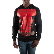 Marvel Deadpool Hoodie Deadpool Cosplay Lightweight Deadpool Apparel - Deadpool Gift Marvel Deadpool Clothing