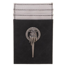 Game Of Thrones Hand Of The King Front Pocket Card Wallet For Men