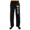 Harry Potter Flying Broom Broomstick Print Loungewear Lounge Pants