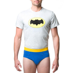 DC Comics Batman Men's Underoos