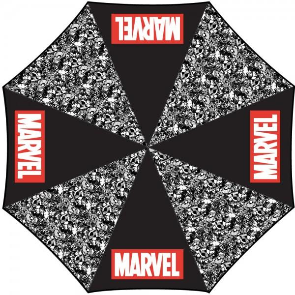 Marvel Logo Panel Umbrella