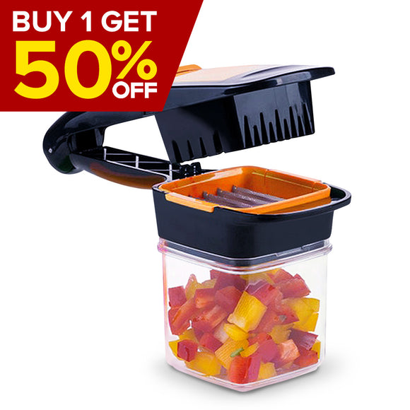 5-in-1 Mini Fruit and Vegetable Chopper