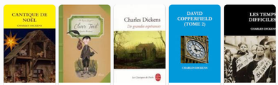 Charles Dickens Sélection eBook