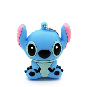 CLE USB Stitch 4Go - 64Go Support Mémoire