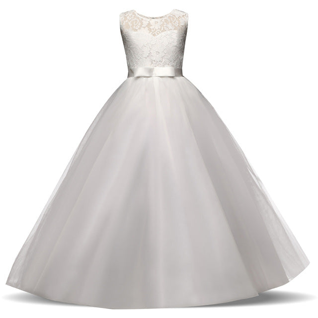 Robe Filette Princesse