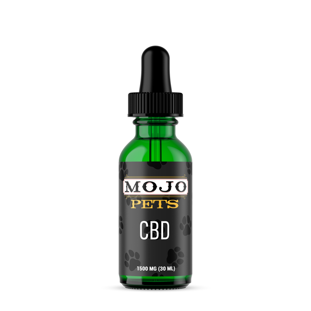 Mojo Pets 1500mg CBD Oil
