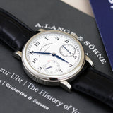 A. Lange & Söhne 1815 Up Down White Gold - Subdial