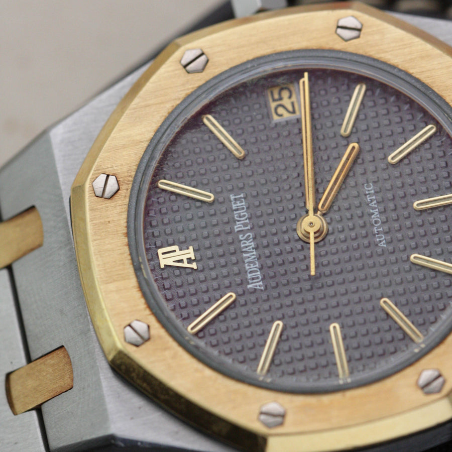 Audemars Piguet Royal Oak 4100SA - Subdial