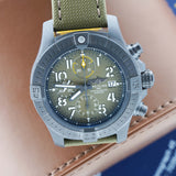 Breitling Avenger Night Mission - Subdial
