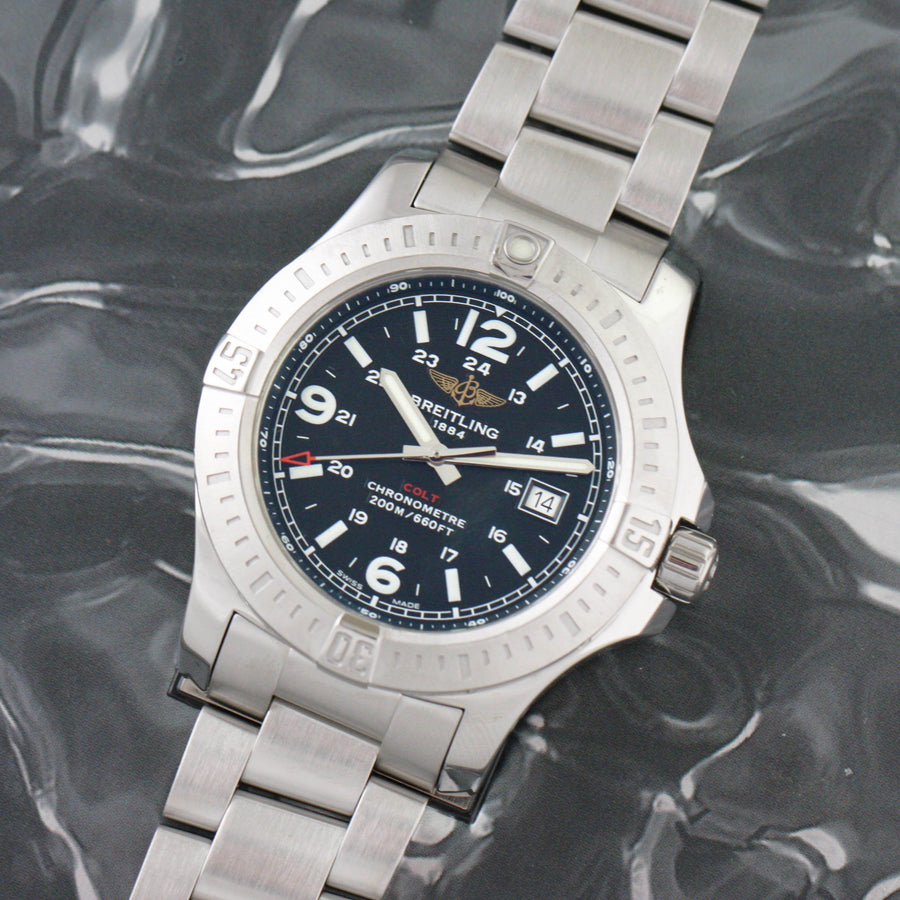 Watch - Breitling Colt Quartz A74388