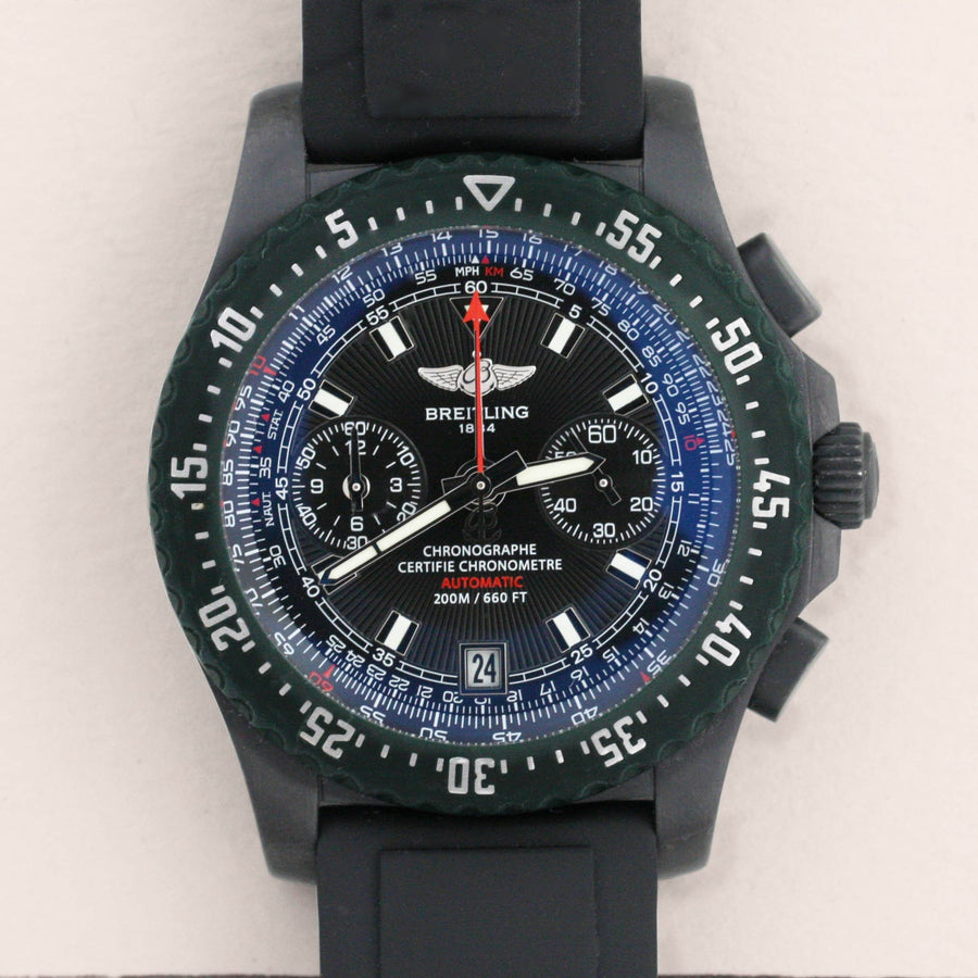 Breitling Skyracer Limited Edition (154/500) - Subdial