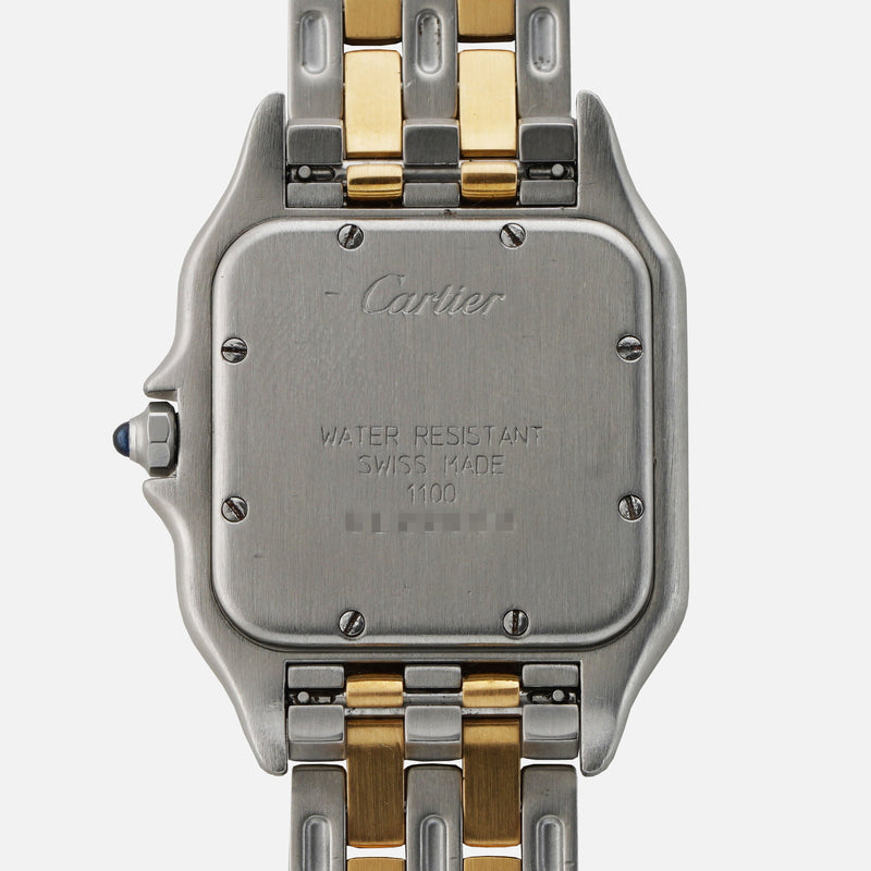 Watch - Cartier Panthere Gold & Steel