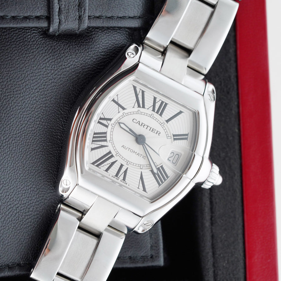 Cartier Roadster 2510 W62000V3 - Subdial