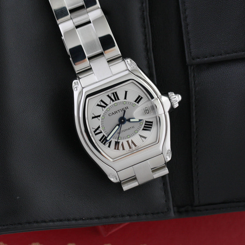 Cartier Roadster - Subdial