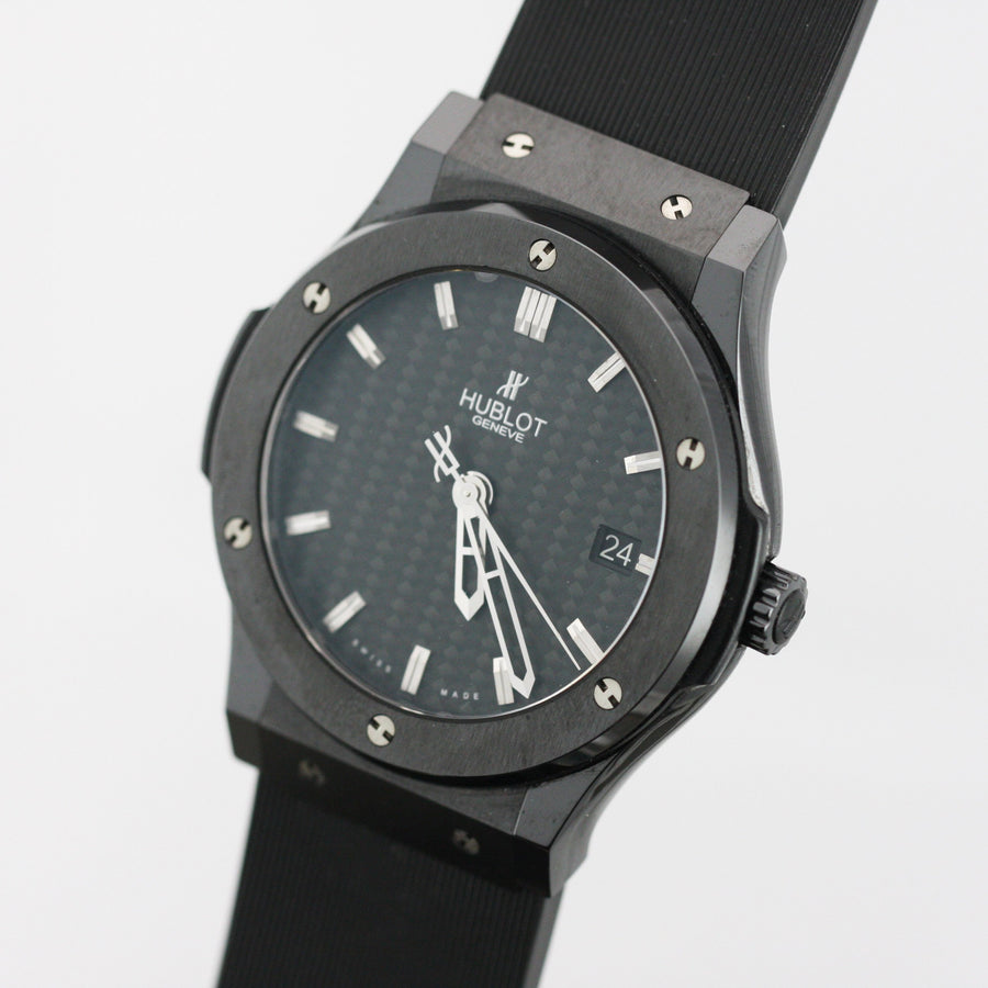Hublot Classic Fusion Black Magic - Subdial