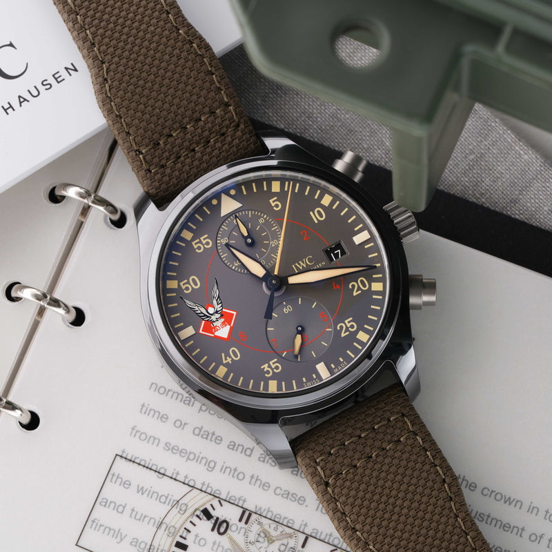 Watch - IWC Top Gun AAC-663