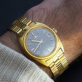 Jaeger-LeCoultre Automatic Gold-Capped - Subdial
