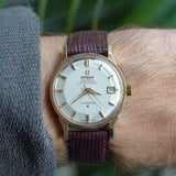 Omega Constellation 168.005, 1966 - Subdial