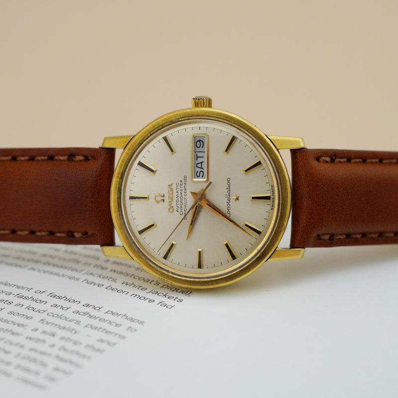 Omega Constellation - Subdial