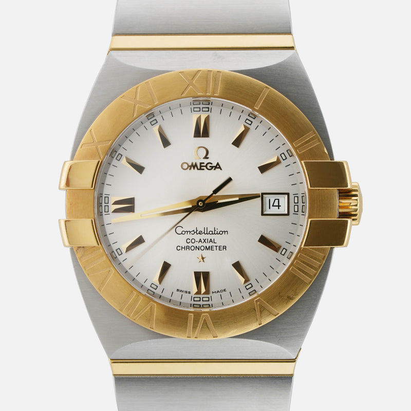 Watch - Omega Constellation Double Eagle 38mm