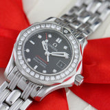 Omega Seamaster 300m Diamond Ladies - Subdial