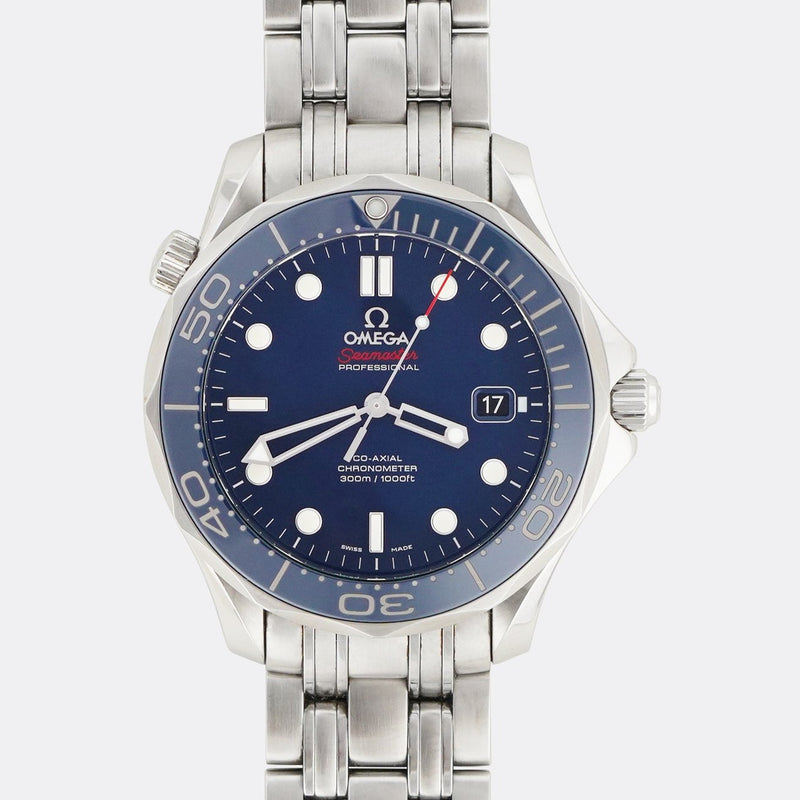 Omega Seamaster Diver 300m, 2017 - Subdial