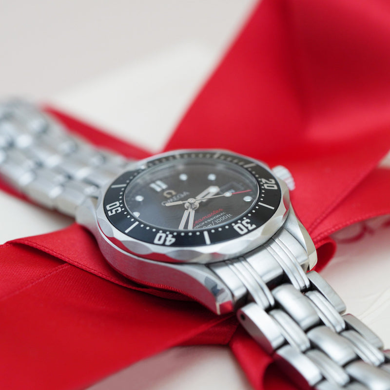 Omega Seamaster Diver 300m 28mm - Subdial