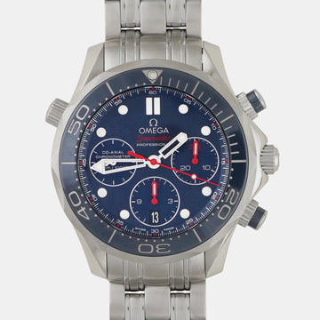 Omega Seamaster Diver 300m Chronograph 212.30.42.50.03.001 - Subdial
