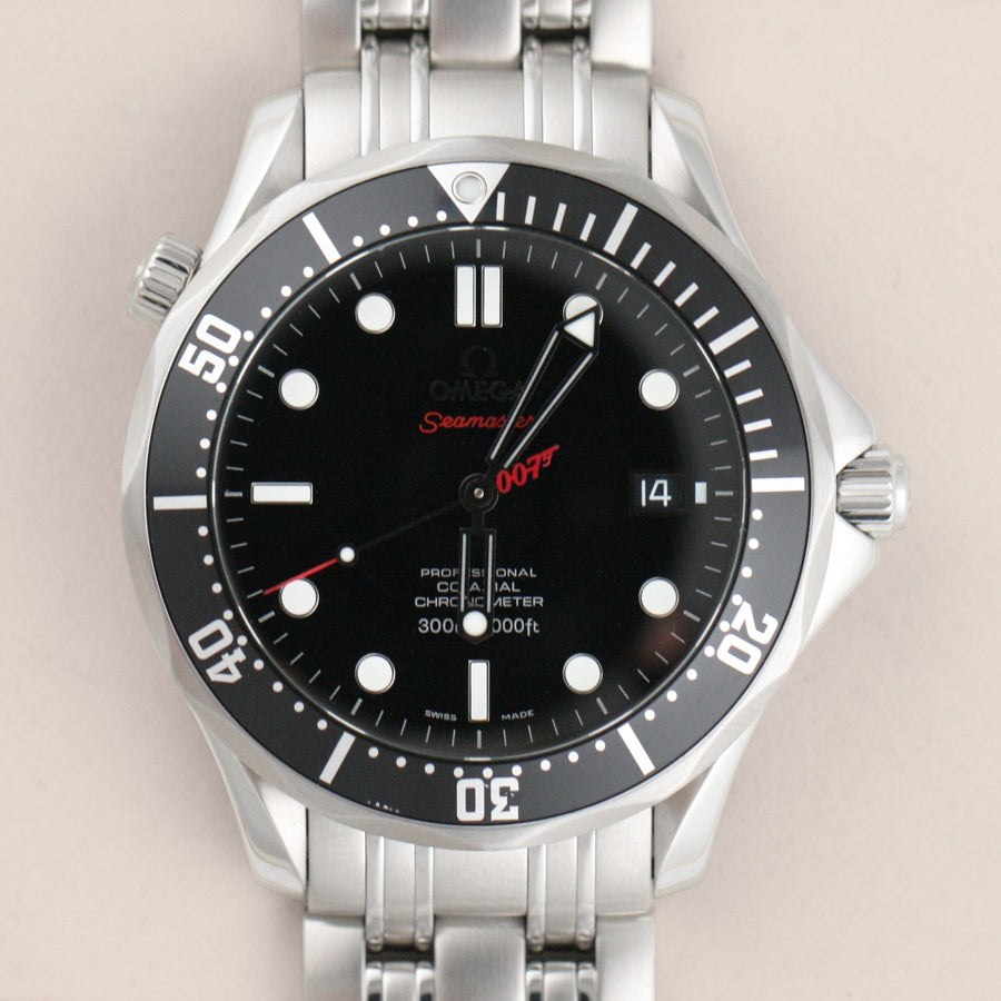 Omega Seamaster Diver 300M, James Bond Collection - Subdial