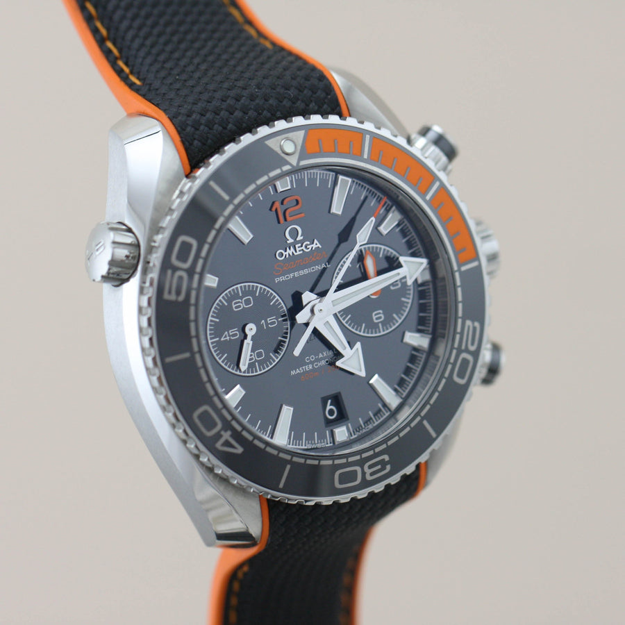 Omega Seamaster Planet Ocean 600M Chronograph - Subdial