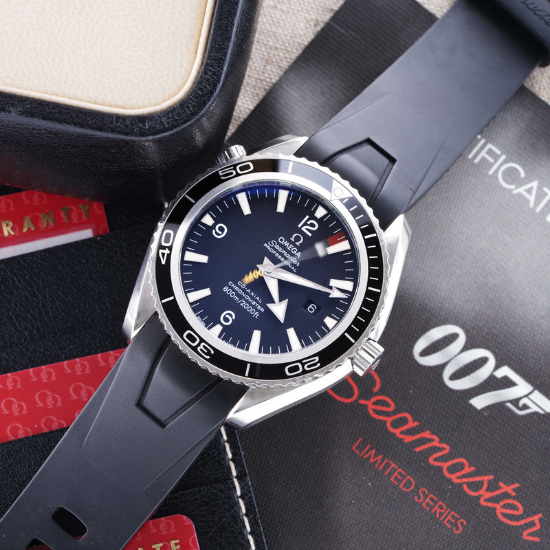 Watch - Omega Seamaster Planet Ocean Casino Royale
