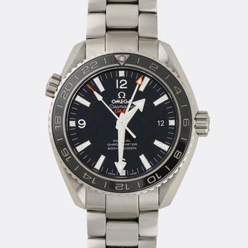 Omega Seamaster Planet Ocean GMT 232.30.44.22.01.001 - Subdial