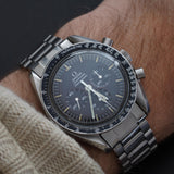 Omega Speedmaster 1969 Tropical Dial - Subdial