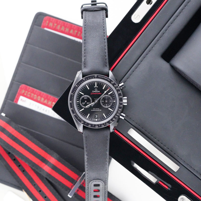 Omega Speedmaster Dark Side Of The Moon 311.92.44.51.01.003 - Subdial