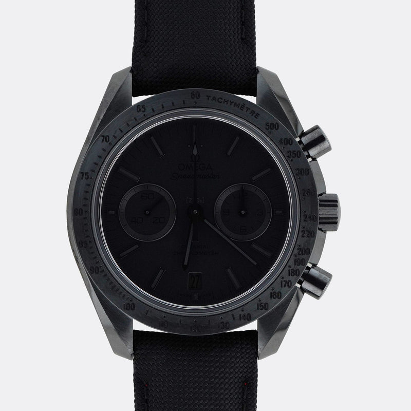Omega Speedmaster Dark Side of the Moon Black Black 311.92.44.51.01.005 - Subdial